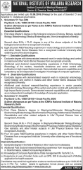 NIMR Scientist Jobs 2016 www.indgovtjobs.in