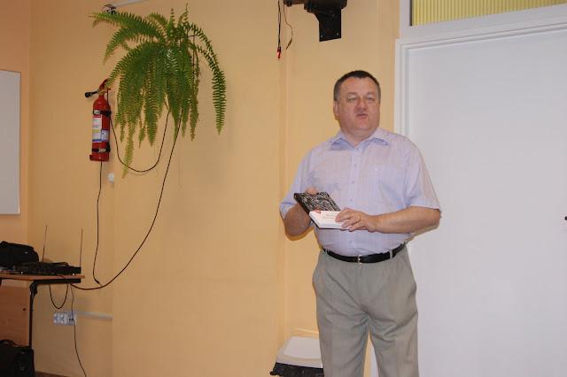 Spotkanie z autorem książki Prasłowianie - DSC08457.JPG