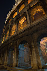 Colosseum Rome - Night