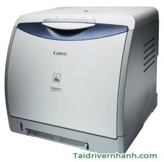 Tải driver máy in Canon i-SENSYS LBP5000 – cách thêm máy in