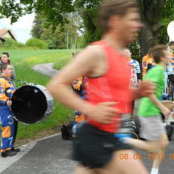Marathon de Genève à Choulex - 2012