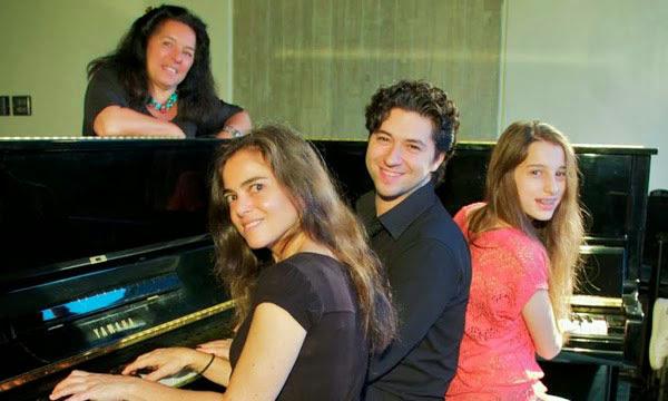 El Piano y los Períodos de la Música