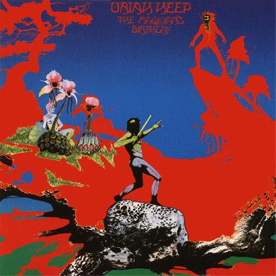 Uriah Heep - The Magician's Birthday - 1972