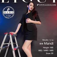 LiGui 2015.06.12 网络丽人 Model 曼蒂 [28P] cover.jpg