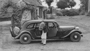 Citroen Traction 11 Commerciale 1937
