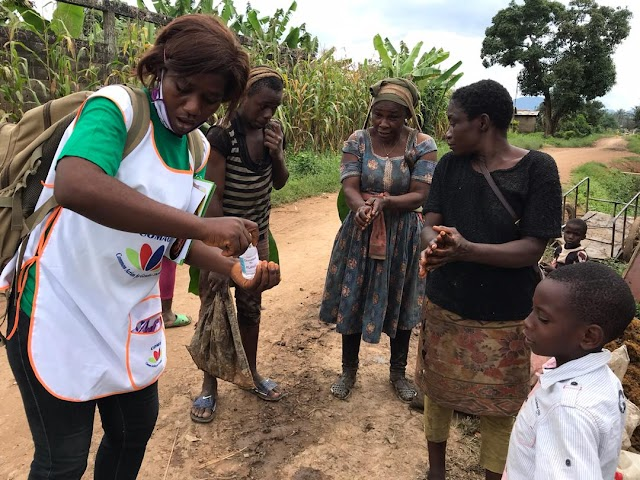 Women's Taskforce, SNWOT Fostering Social Cohesion Amidst COVID-19 Pandemic