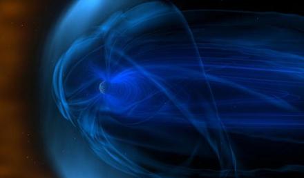 Ένα κύμα ηλιακού ανέμου υψηλής ταχύτητας κατευθύνεται προς τη Γη