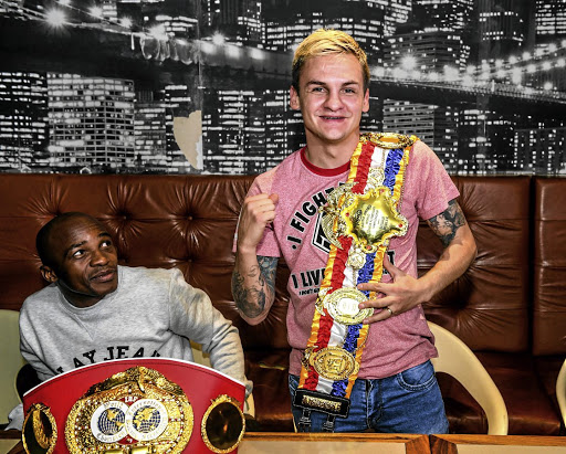 Hekkie Budler will put his WBA Super belt on the line against IBF mini flyweight champion Hiroto Kyoguchi in Japan next month.