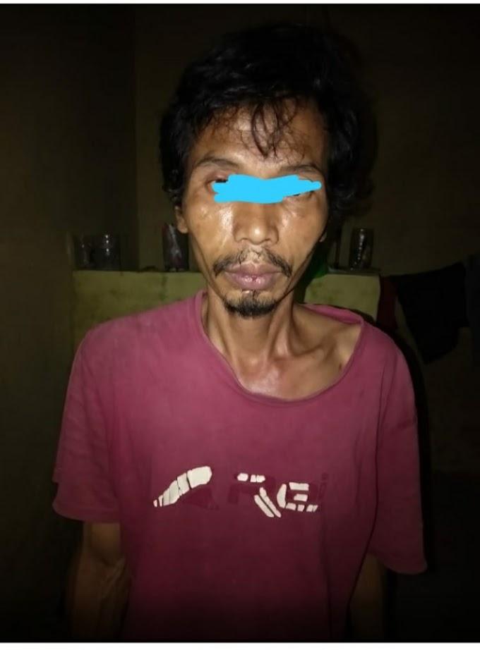 Bertindak KDRT, Pria Asal Sidomulyo ini di Garuk Polisi
