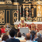 Heiliger Laurentius - Patrozinium der Stiftskirche Wilten - 09.08.2015