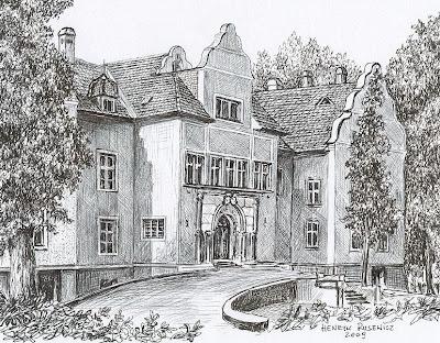 Pałac w Księginicach