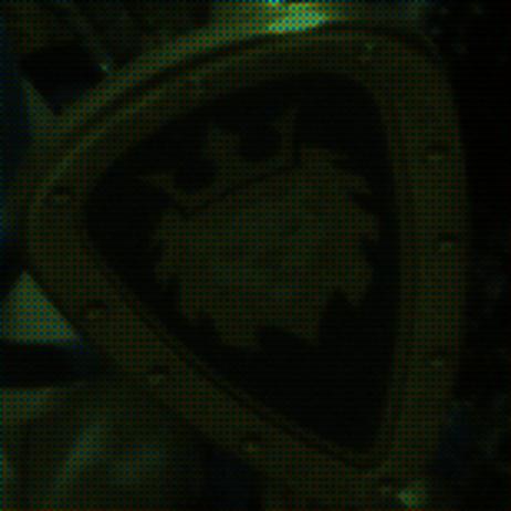 raw image false color