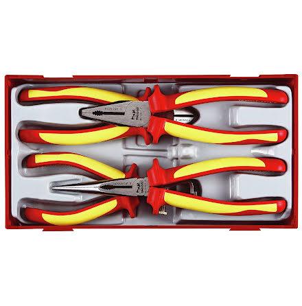 Elektrikertänger 1000 volt Teng Tools TTV440