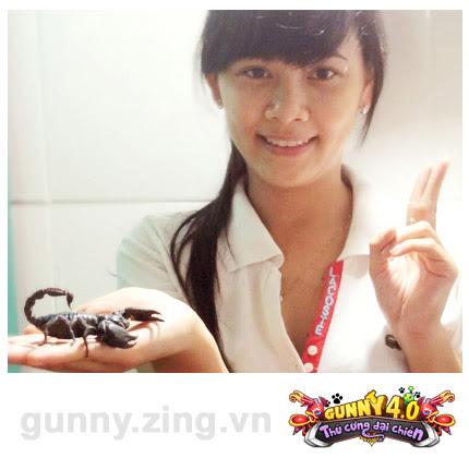 Nữ game thủ Gunny khoe ảnh đẹp cùng pet yêu 10