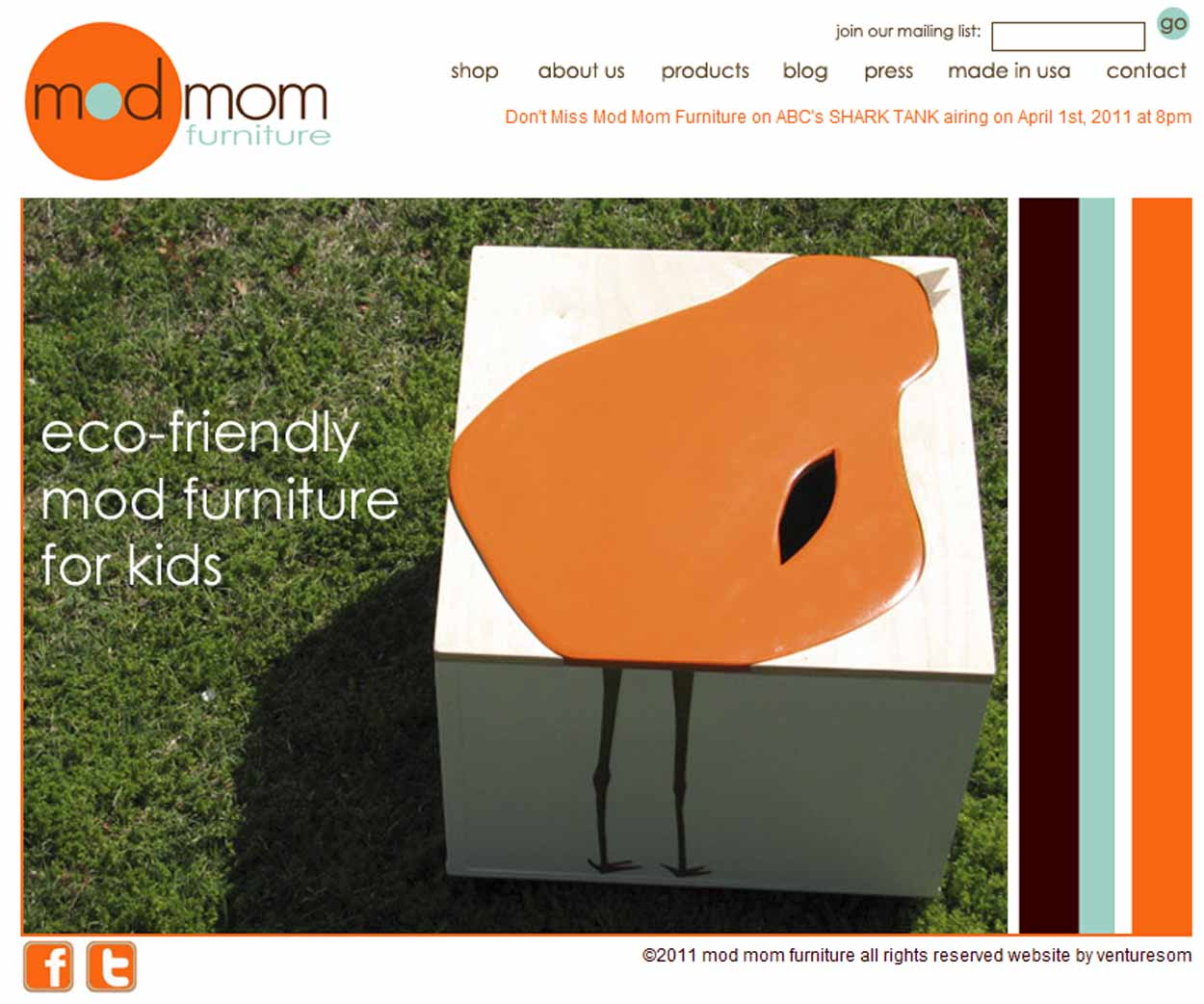 mod mom furniture shark tank investor invests k in etsy seller  - design intuition by katie hatch upcoming events spring high