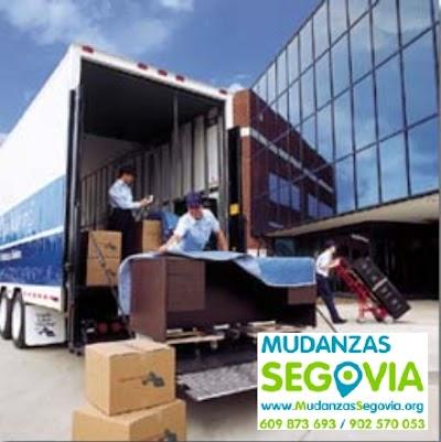 Transportes Corral de Ayllón Segovia