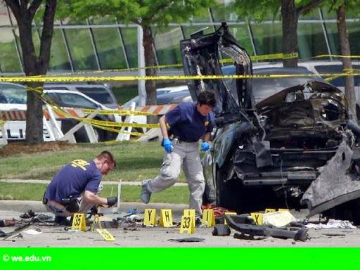 Hình 1: Mỹ: Vụ tấn công tại Texas được truyền cảm hứng bởi IS