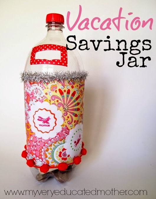 Vacationsavingsjar
