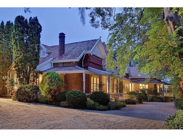 """""""Olivet House"""" One of the states most grand and elegant family residences"""