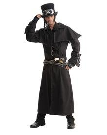 Steampunk Duster Adult Men's Costume