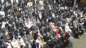 Conferencia Dialogo Interreligioso. Madrid