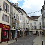 Rue des marchés