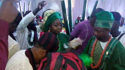 Super Eagles Skipper, Ogenyi Onazi Weds In Benin