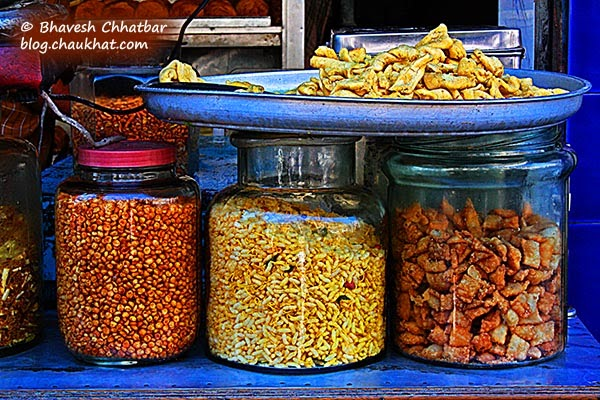 Indian Snacks - Salty, Spicy, Sour