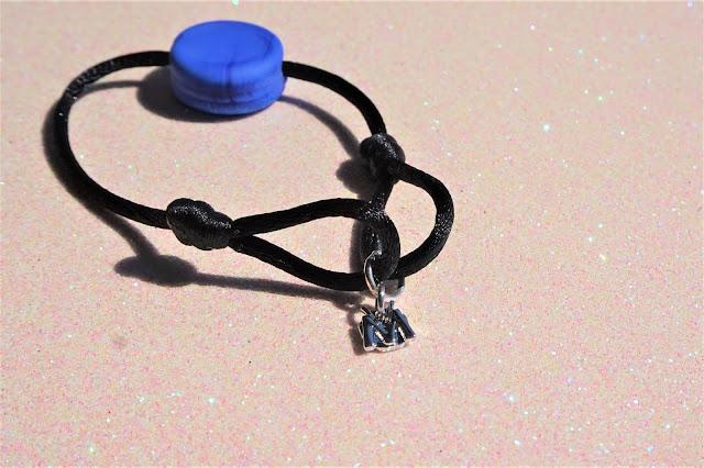 Michaël Vessière bracelet verre croix de Lorraine