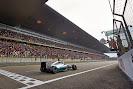 Lewis Hamilton - Mercedes W05 wins