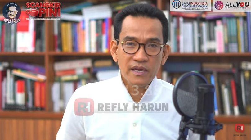 Isu Presiden 3 Periode, Refly Harun: Banyak Orang yang Lebih Hebat dari Jokowi