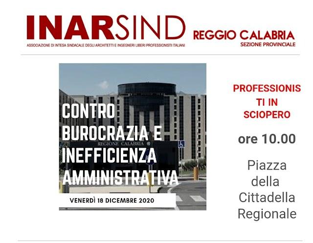 INARSIND Reggio Calabria ha deciso di partecipare alla manifestazione promossa per il giorno 18 dicembre alle ore 10.00