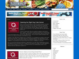 FoodM 3 - Multicolor Themes