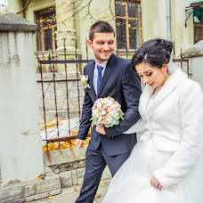 Wedding photographer Dominika Sukach (Nika7771984). Photo of 15.11.2016