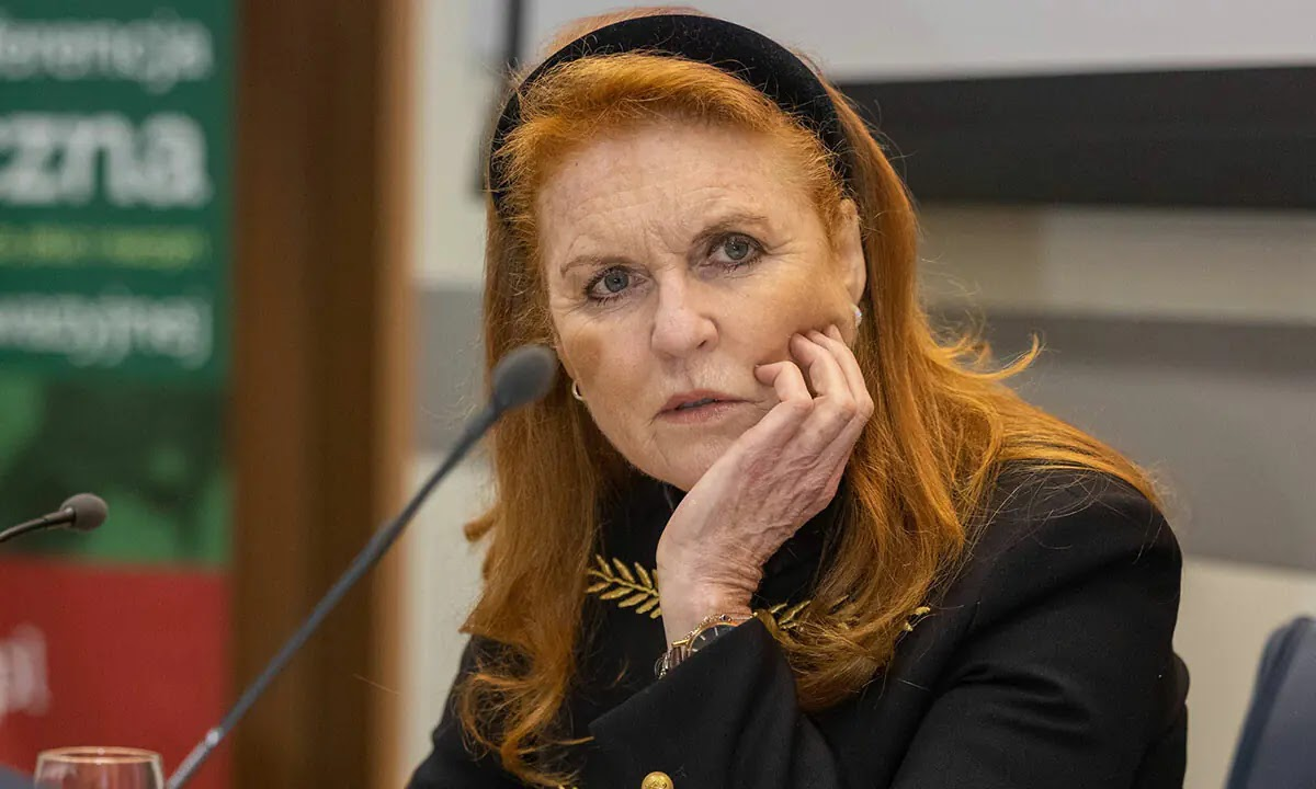 Sarah Ferguson details 'emotional and moving' Moment During Poland Outing