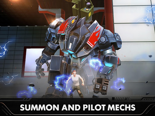 Last Battleground: Mech 3.2.0 screenshots 8