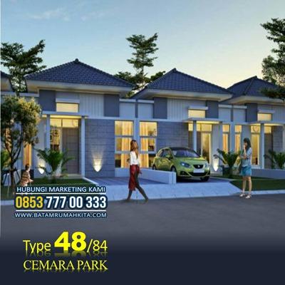 Rumah Type 48 Cemara Park