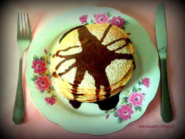 pancakes przepis