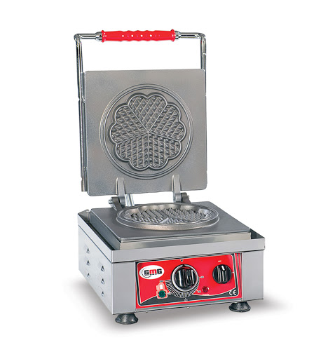 KGW-01S Piastra Waffel Amore