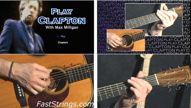 Max Milligan - Play Eric Clapton