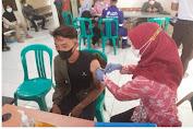 Kapolsek Balongan : Ikut Vaksin Bisa Dapat Hadiah