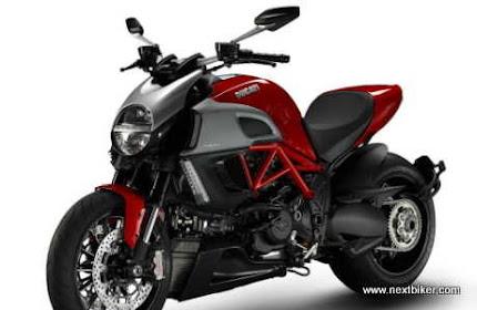 Ducati Diavel 2012