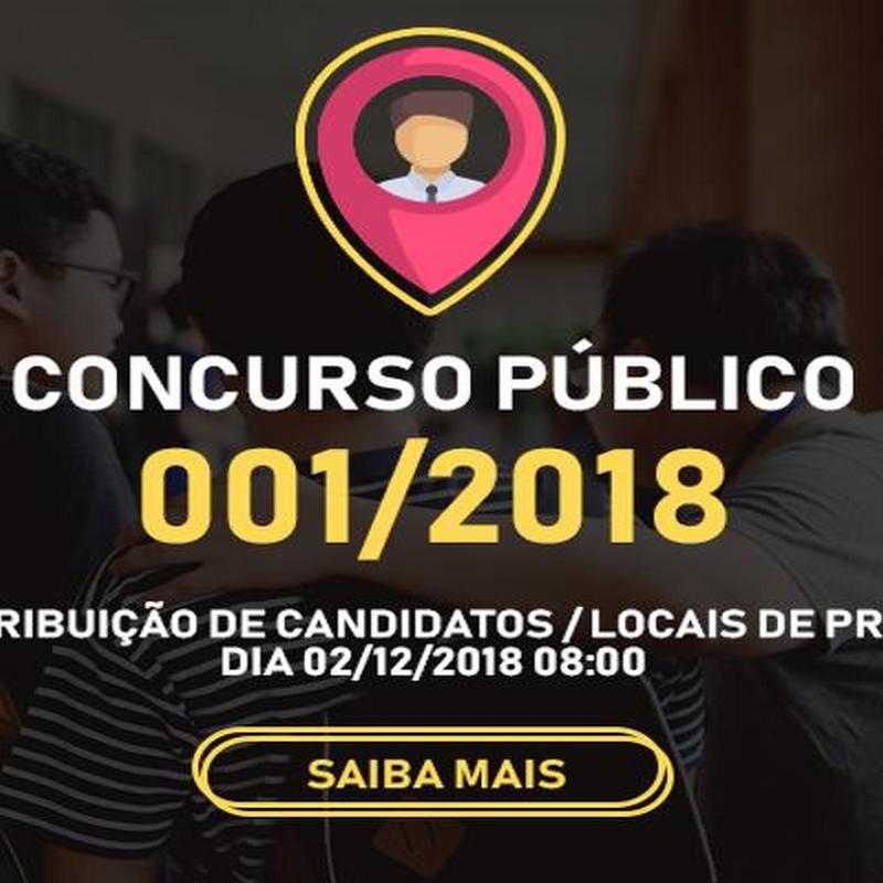 Prefeitura de Diamantino divulga lista de inscrições homologadas e locais de avaliações do Concurso Público