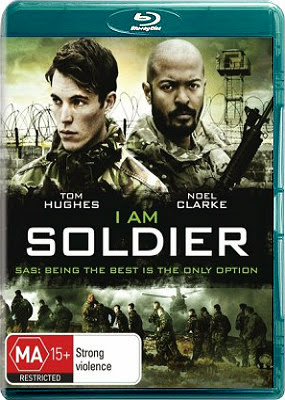 Filme Poster I Am Soldier BRRip XviD & RMVB Legendado