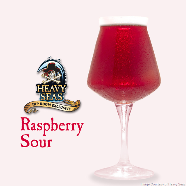 Heavy Seas Releasing Raspberry Sour 7/20