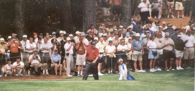 Masters Practice Rounds - 2005
