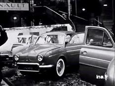 1960 Renault Ondine