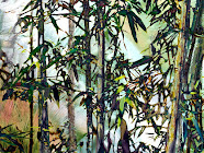 """The """"Bamboo and Stream 1"""" piece from the """"1999"""" collection"""
