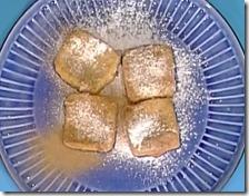 Latte fritto alla cannella