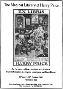 Cover of Anonymous's Book The Magical Library of Harry Price